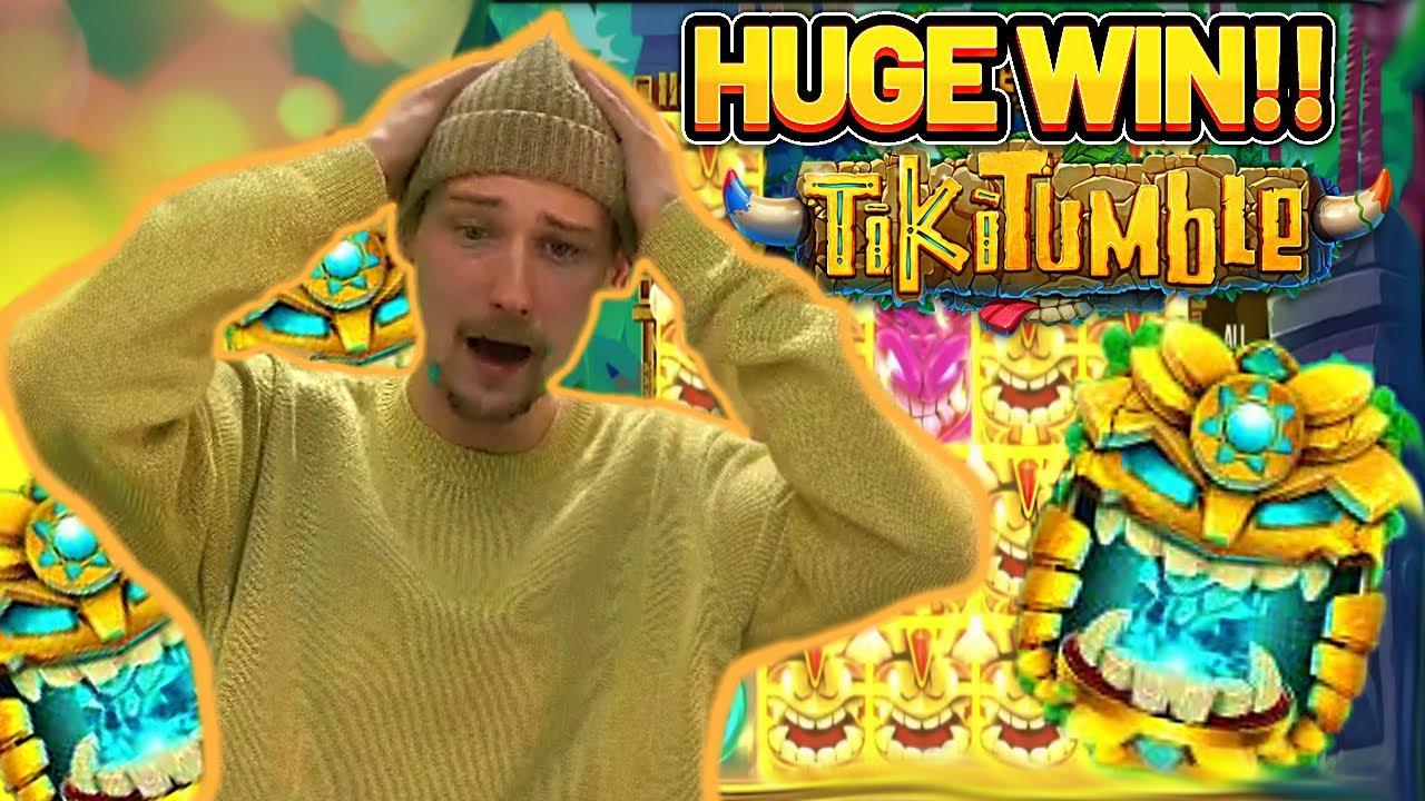 TIKI TUMBLE SE RĂSPUNDE ÎN FINAL !! CÂȘTIGĂRI UMERI PENTRU sloturile online de cazino la nivel mondial de la PUSH JOCURI