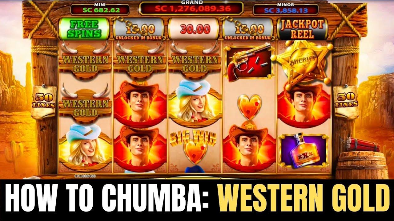 Western Gold no Chumba Worldwide Casino Online 🎰 Jogue caça-níqueis online e ganhe prêmios em dinheiro real